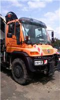 Mercedes-Benz unimog U 500, 2012, Anders