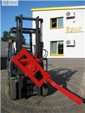 Renix Forklift Rotator 180°  /Kistendrehgerät 180°, 2019, Front loader accessories