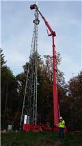 Teupen LEO 50 GTX, 2008, Telescopic boom lifts