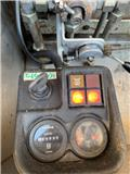 Kubota motor 44kw Kubota motor med hydraulik, Walking floor semitrailers