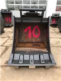 Tieflöffel Oilquick OQ 70/55 - 105cm-BKL:16-20T, Acessórios Retroescavadoras