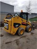 Caterpillar 246 C, 2009, Skid steer loaders