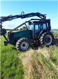 Valtra 8150, 1999, Šumski traktori