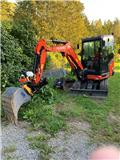 Kubota KX 027-4, 2018, Mini Excavators <7t (Mini Diggers)