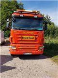 Scania R 480, 2009, Treileri ar āķi