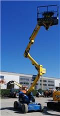 JLG E 450 AJ, 2008, Articulated boom lifts