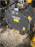 Volvo HP600, 2012, Planers