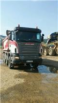Wywrotka Scania R470, 2006, Tipper trucks
