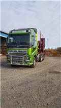 Volvo FH16, 2015, Log trucks