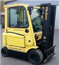 Hyster J 2.00 XM、2008、電動堆高機