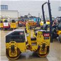 Bomag BW 80, 2006, Twin drum rollers