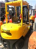 Hyster 50、バッテリーフォークリフト