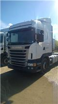 Scania R 440, 2010, Chassis and suspension