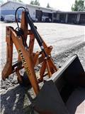 Renki 500, Muut kuormaus- ja kaivuulaitteet sekä lisävarusteet