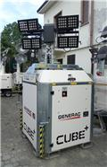 Generac Mobile Light tower Hydro Power Cube, 2016, Generadores de luz