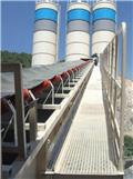 Constmach 120 m3 Stationary Concrete Plant Manufacturer, 2020, Concrete Batching Plants