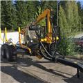 Oniar 52 B 61 7t 400, 2017, Erdészeti pótkocsik