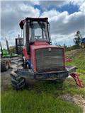 Valmet 860, 2001, Forwardery