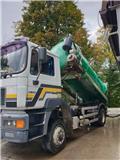 MAN  4x4 19.293, 1997, Demountable trucks