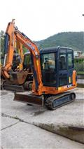 Hanix H 26 C, 2010, Mini Excavators <7t (Mini Diggers)