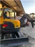 Volvo ECR 58, 2009, Mini excavators < 7t (Mini diggers)