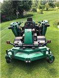 Ransomes HR-6010、立ち乗り芝刈り機