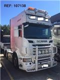 Scania R 730, 2011, Sattelzugmaschinen