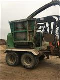 Jenz 560, 2004, Wood chippers