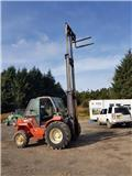 Manitou 26-4 Rough terrain Forklift, 1998, Diesel Stapler
