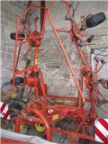 Kuhn GF 6401 M H, 1999, Okretači i sakupljači sena