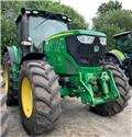 John Deere 6170 R, 2012, Traktoren