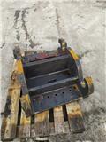Verachtert Adapter CW 45-S  HARDOX, Citi