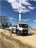 Schwing S36X, 2017, Concrete pump trucks