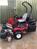 Toro GREENSMASTER 3420 Hybrid, 2013, Stand on mowers