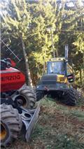 Ponsse Herzog mobile Traktionswinde MW 500、2016、ハーベスター