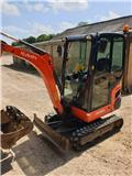 Kubota KX 018-4, 2017, Mini excavators < 7t (Mini diggers)