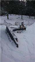 Drivex Sidovinge, 2011, Barredoras de nieve