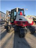 Takeuchi TB295W, 2016, Wheeled Excavators