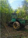 Timberjack 870, 2001, Harwarder
