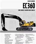 Volvo EC 360 B LC, Hidraulika