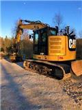 Caterpillar 315, 2017, Crawler Excavators