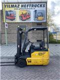 OM XE15 1500KG 4.47METER HEFTRUCK, 2010, Electric Forklifts