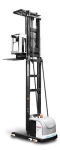 Atlet 100 D TFV, 2003, High lift order picker