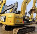 Caterpillar 320 D, 2012, Crawler Excavators