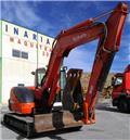 Kubota KX 080-3, 2012, Excavadoras 7t - 12t