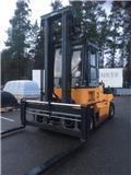 Kalmar DCD 90-6, 2002, Dieseltrukit