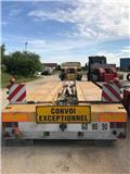 noteboom EURO 83-14, 2004, Vehicle transport semi-trailers