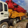 Sa Truck Bodies SY5382THB、2018、混凝土输送泵|布料机
