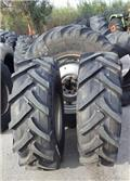 Pneus 13.6-24 Florestais, Tires
