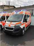 Peugeot Boxer, 2020, Ambulanze